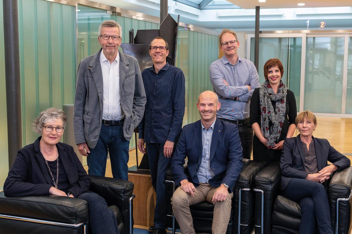 Der Stiftungsrat